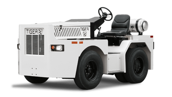 TAYLOR-DUNN TC-80/120 TOW TRACTOR 1