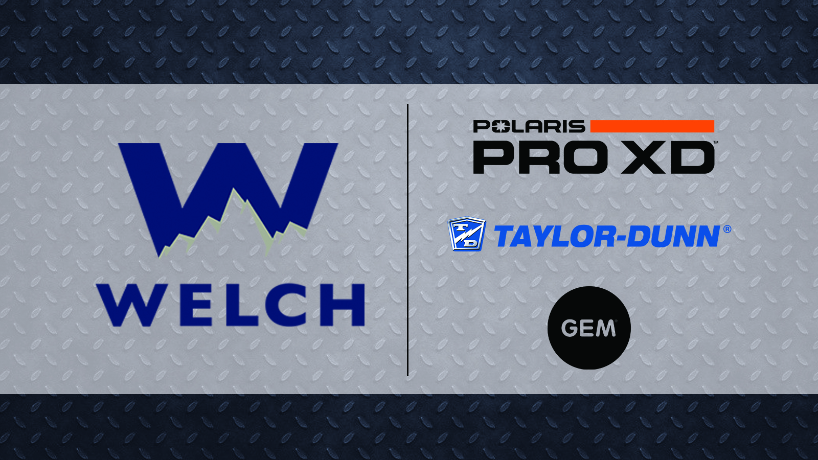 welch equipment polaris commercial dealer