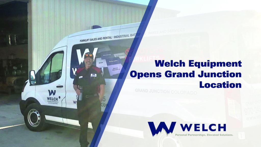 welch equipment grand junction