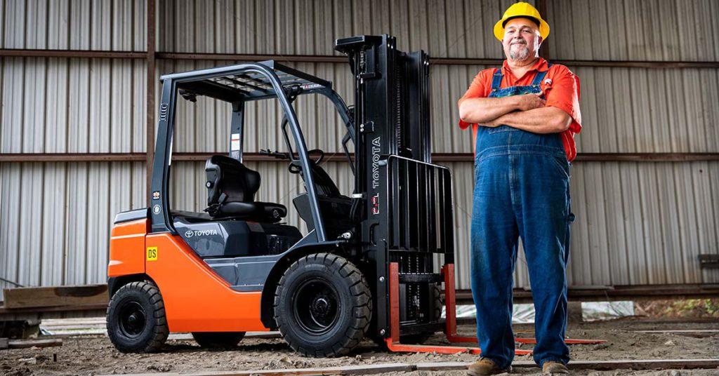 Forklift Rental » Albuquerque 1