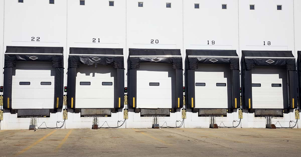 albuquerque warehouse door service