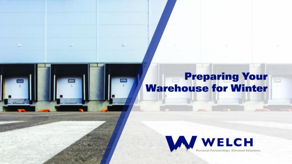 prepare your warehouse for winter