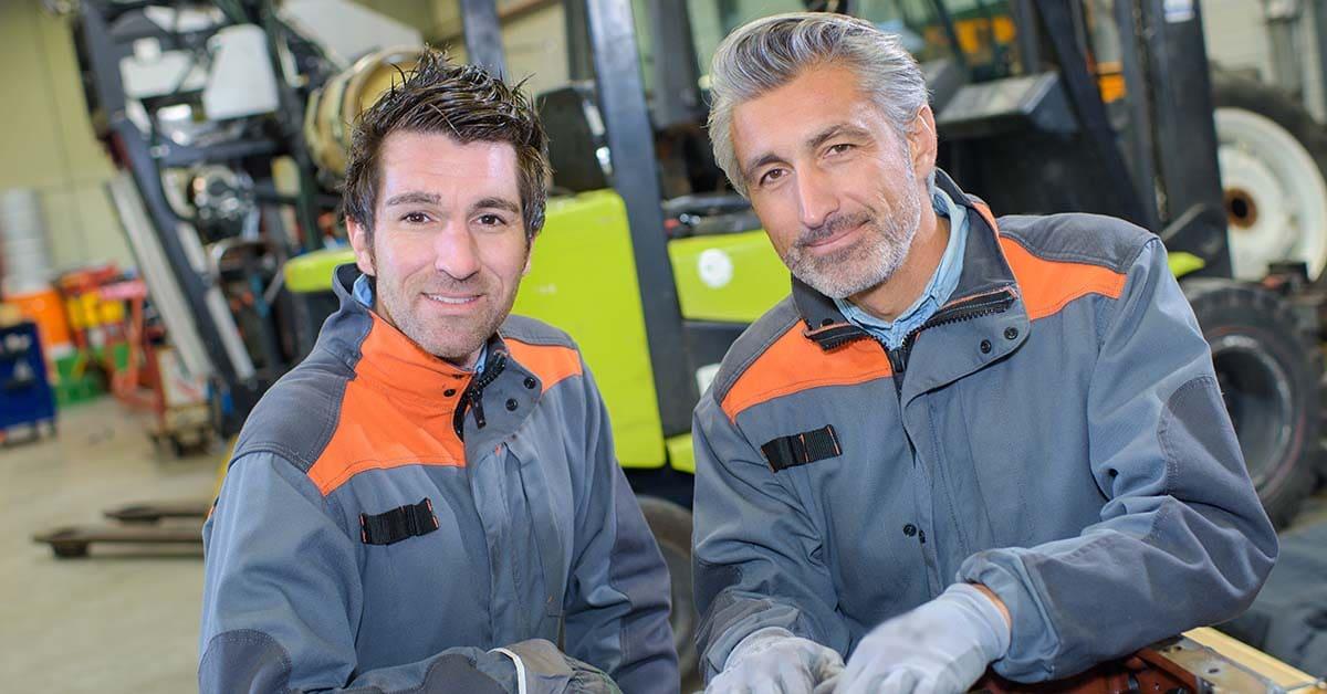 albuquerque forklift repair