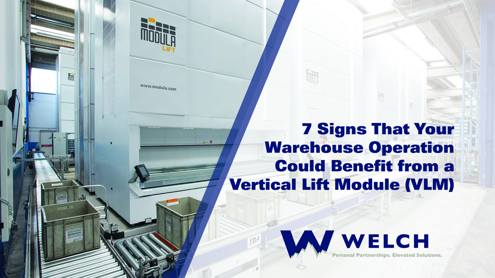 signs you need a vertical lift module