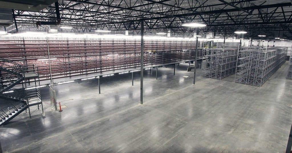 warehouse mezzanine, salt lake city utah