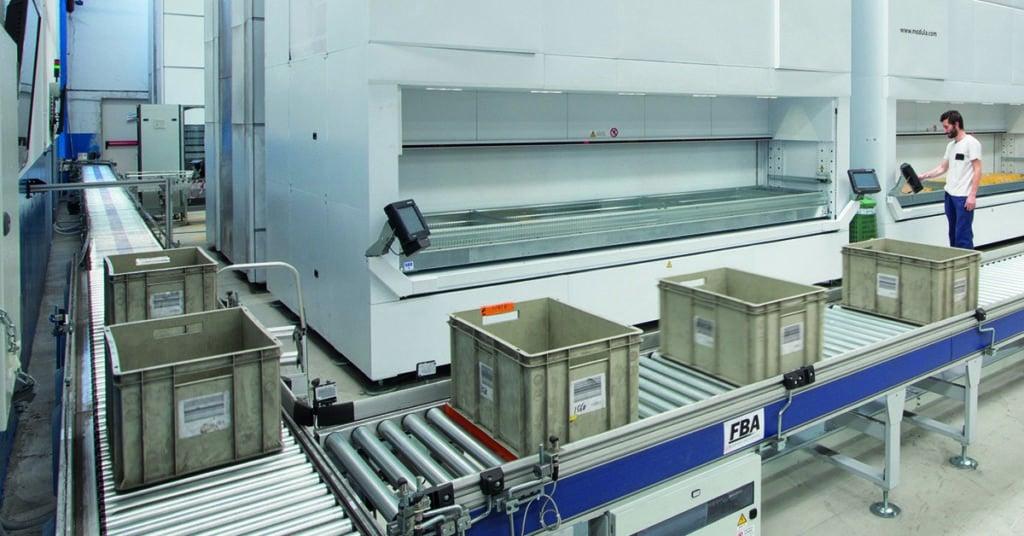 automated warehouse equipment albuquerque
